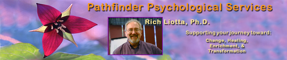 Psychologist – Richard F. Liotta, Ph.D.